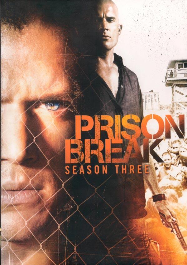 Побег из тюрьмы (3 сезон)